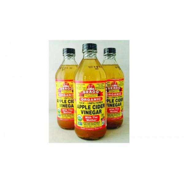 16oz Apple Cider Vinegar by 3